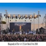 Rhapsody of Fire @ Z! Live Rock 2018